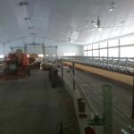 Madder Jourdain Free Stalls and Feed Rail