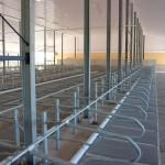 Vriesland Farm Ltd. Free Stall Facility