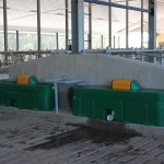 Vriesland Farm Ltd. La Buvette Water Troughs